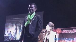New Nepali Live Lok Dohori Song Of Raju Pariyar & Bishnu Panta Jhim Jhim Sanu