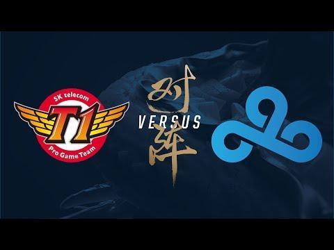 Xxx Mp4 SKT Vs C9 Group Stage Day 1 2017 World Championship SK Telecom T1 Vs Cloud9 3gp Sex