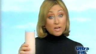Halina Pawlovská - Ultra Fit and Slim - reklama z roku 2000 @ Staré Reklamy