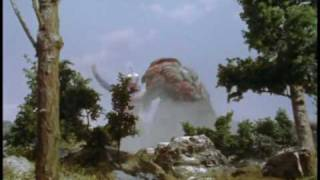 Ultraman Tiga vs. Golza II