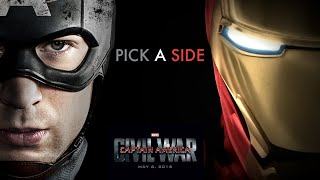 Capitan America vs. Iron man // Civil War Rap Especial 5k Pt. 1 - BHR