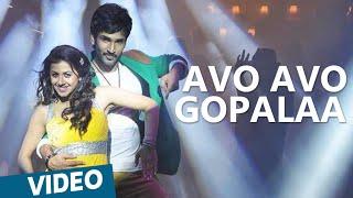 Avo Avo Gopalaa Video Song | Malupu | Aadhi | Nikki Galrani