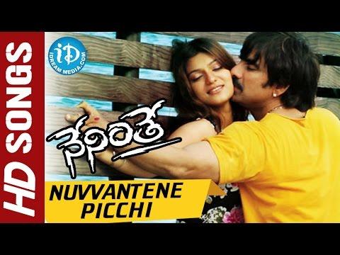 Xxx Mp4 Nuvvantene Picchi Video Song Ravi Teja Neninthe Telugu Movie Siya Puri Jagannath 3gp Sex