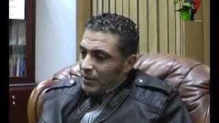 الجزء الأول من ( لقاء حارس المنتخب سمير عبود ) ...