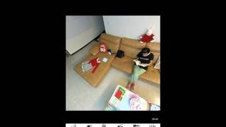 GatoCam HD Fish Eye Camera APP test