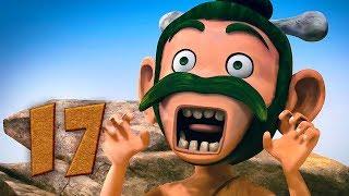 Oko Lele - Episode 17 - Boomerang - Animated short CGI - funny cartoon - Super ToonsTV