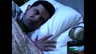 OMG Mr Bean is Having Trouble Sleeping