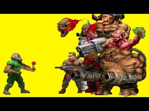 Xxx Mp4 Is It Possible To Beat Doom Without Firing A Single Shot 3gp Sex