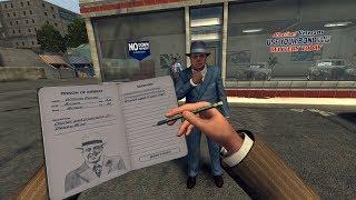 LA Noire: The VR Case Files Gameplay Teaser