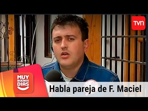 Pareja de Fernanda Maciel entrega su versión tras pericias realizadas en su casa | Muy buenos días