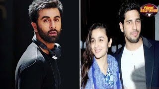 Ranbir Responsible For Ugly Breakup Between Sidharth Malhotra & Alia Bhatt  | Bollywood News