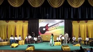 Dum maro dum by Shailaja Subramanian at Farmaish Club Vadodara