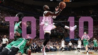 Top 10 Plays: The Starters