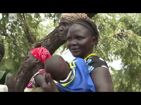 A look inside South Sudan's refugee crisis