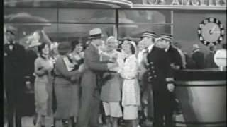 Rudy Vallee and great tap dancers - From 1935