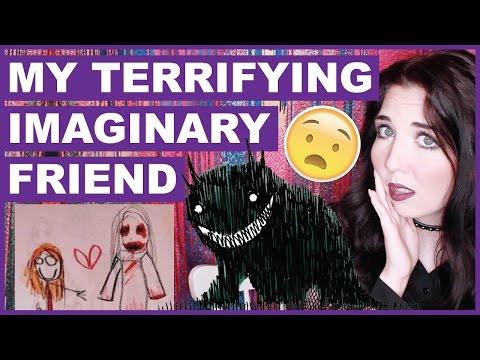 My Terrifying Imaginary Friend