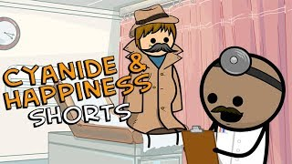 The Tall Boys Visit the Doctor - Cyanide & Happiness Shorts