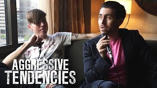 AFI are writing a new album | Aggressive Tendencies