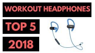 TOP 5: Best Workout Headphones 2018