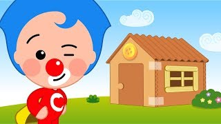 Our Home Is So Beautiful - Plim Plim   Animated Series   The Children