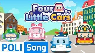01.Four little cars | 로보카폴리 에듀동요