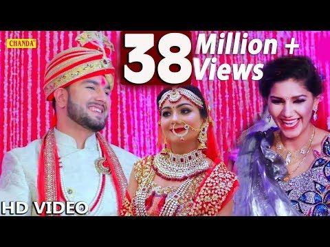Xxx Mp4 सपना ने अपने भाई करण की शादी में किया दिल खोल के जबरदस्त डांस Sapna Brother Full Wedding Video 2018 3gp Sex