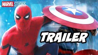 Captain America Civil War Trailer 2 Breakdown - Spider Man