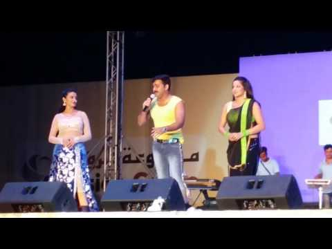 Xxx Mp4 Pawan Singh With Akshra Singh Monalisa Hindi Bhojpuri Star Night Doha Qatar 12 Sep 2016 3gp Sex