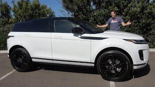 The 2020 Range Rover Evoque Is the New Baby Range Rover
