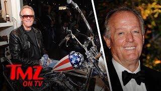 Peter Fonda Says Separate Melania from Barron | TMZ TV