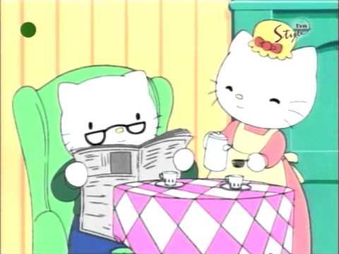 Hello Kitty odcinek 03 B bajki Ptasi szpital PL