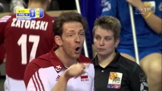 Niemcy-Polska-10.1.2016  Siatkowka-Ostatnie minuty
