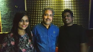 Remya Nambeesan  Sings  a  Song  for  Atharva  Film | Tamil Cinema  News | Updates.
