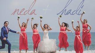 turkey antalya iranian wedding - persian wedding nedahadi