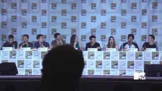 SDCC 2013: Official TW Panel Part 4