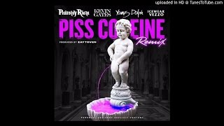 Philthy Rich - Piss Codeine (Remix) Feat. Kevin Gates, Young Dolph & Icewear Vezzo