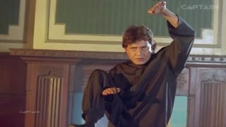 Extremely funny - Hilarious Kung fu fight Hindi Movie scene