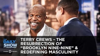 """Terry Crews - The Resurrection of """"Brooklyn Nine-Nine"""" & Redefining Masculinity 