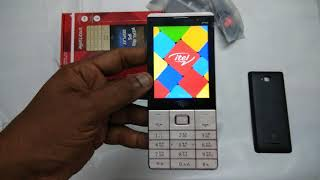Talking phone virtually Blind can use this mobile Itel it7100