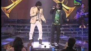 X Factor India - Sonu Nigam's Blues composition of Intehaan Ho Gayi- X Factor India - Episode 14 - 1st Jul 2011
