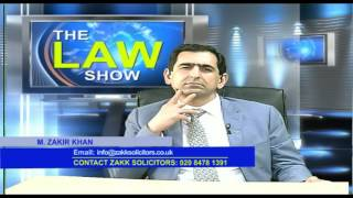 The Law Show with Zakir Khan 21st March 2017