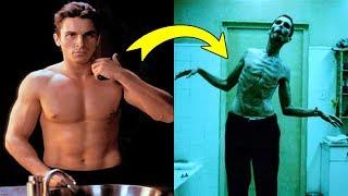 5 تحولات جسدية مرعبة قام بها أشهر ممثلي هوليوود لأداء أدوار سينمائية..!!