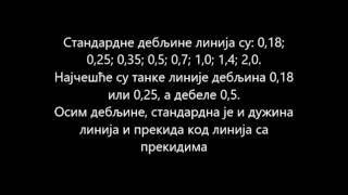 Razmera, linije, pismo   Goran Gerov