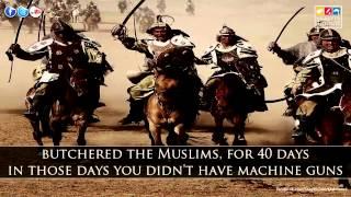 Genghis Khan vs The Muslim - Shaykh Zahir Mahmood - History