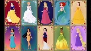 Disney Princesses Pictures