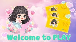 LINE Play - Welcome To Play Invite Gacha All Items