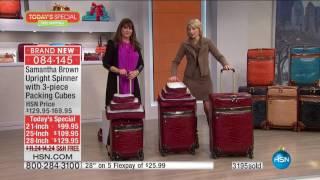 HSN | Samantha Brown Holiday Travel 11.21.2016 - 12 PM