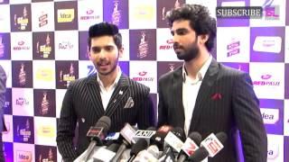 Armaan Malik and Amaal mallik | 8th Mirchi Music Awards 2016