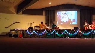 A Devotional Song About Jesus Christ in Marathi