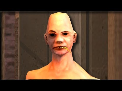 These Creepy Grand Theft Auto Characters Will Give You Nightmares!